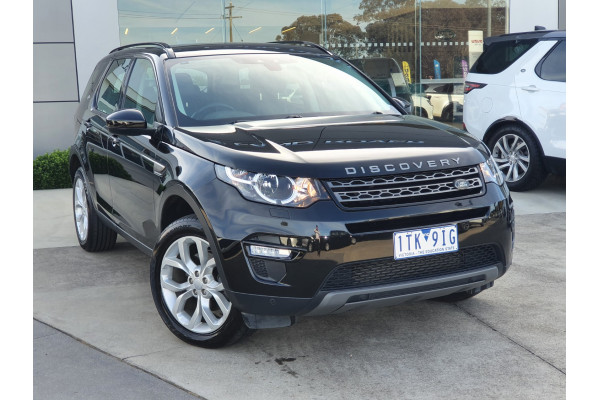 2015 MY16.5 Land Rover Discovery Sport L550 16MY SD4 Suv Image 2