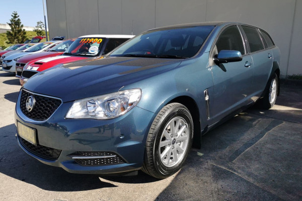 Holden Commodore Evoke VF