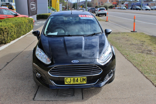 2014 Ford Fiesta WZ Sport Hatchback Image 4