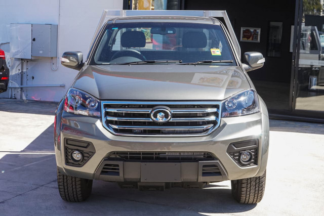 2019 MY18 Great Wall Steed K2 Steed Single Cab Cab chassis Image 2