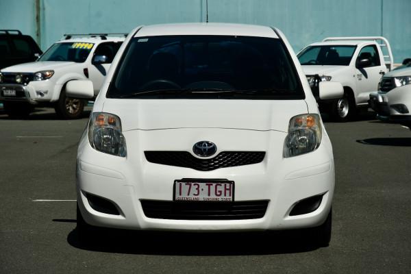2008 Toyota Yaris NCP90R YR Hatchback Image 2