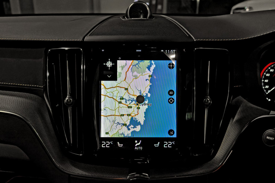 2021 Volvo XC60 UZ T6 R-Design Suv Image 9