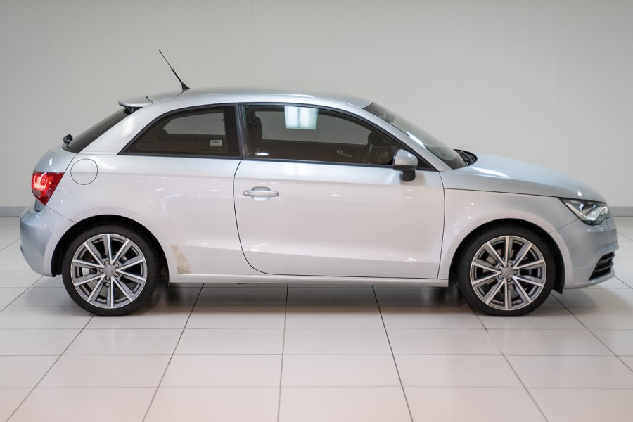 2010 Audi A1 Attraction