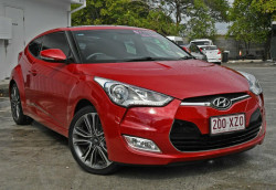 Hyundai Veloster Coupe D-CT FS5 Series II