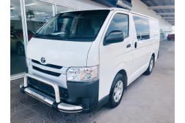 2017 Toyota Hiace KDH201R Van Image 3