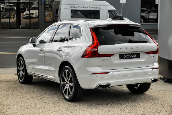 2019 Volvo XC60 UZ D4 Inscription Suv Image 4