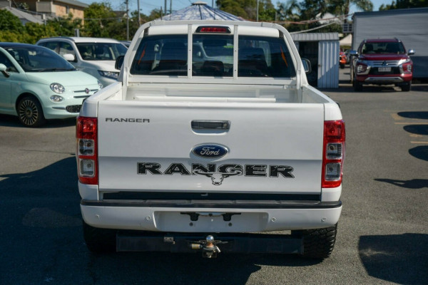 2012 Ford Ranger PX XL Cab chassis Image 3