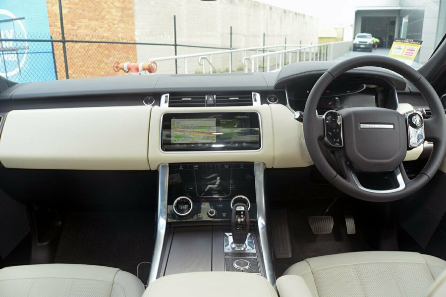 2018 MY19 Land Rover Range Rover Sport L494 19MY SDV6 Suv Mobile Image 9