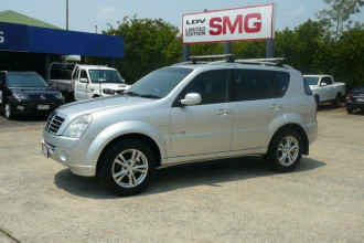 SsangYong Rexton II RX270 XDI (7 Seat) Y200 MY10 Upgrade