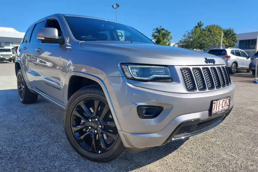 2014 Jeep Grand Cherokee Blackhawk Image 1