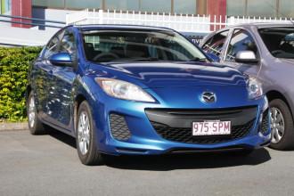 2012 Mazda 3 BL Series 2 Neo Sedan