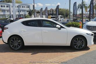 2021 Mazda 3 BP2HLA G25 SKYACTIV-Drive Evolve Hatchback Image 2