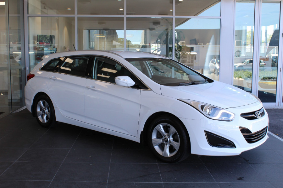 2014 Hyundai I40 VF2 Active Wagon