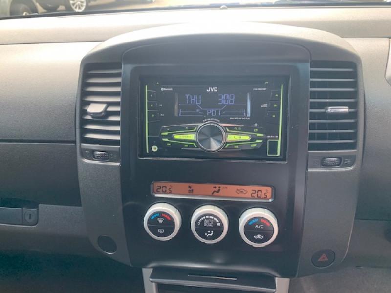 2012 Nissan D40 NAVARAD4TYA6ST ST Utility crew cab
