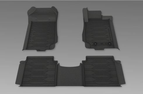 Mats All Weather Ford Perf - Dish Type Front