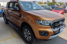 2019 MY19.75 Ford Ranger PX MKIII 2019.75MY WILDTRAK Ute Image 4