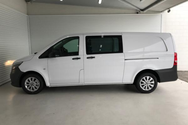 2018 Mercedes-Benz Vito 447 114BlueTEC Van Image 3