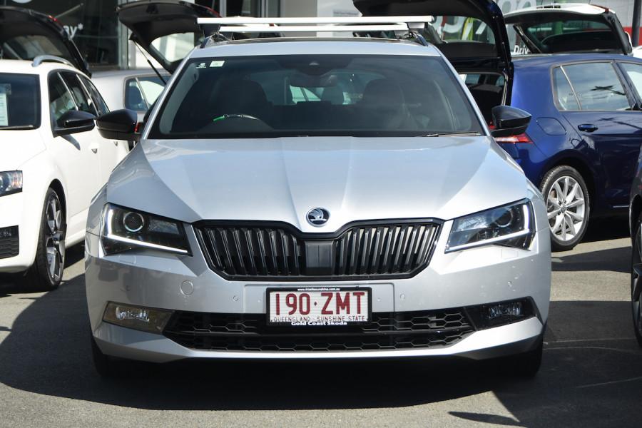 2018 MY18.5 Skoda Superb NP MY18.5 206TSI Wagon