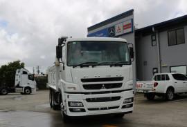 Fuso HEAVY TIPPER FV54 6X4 TIPPER 455HP