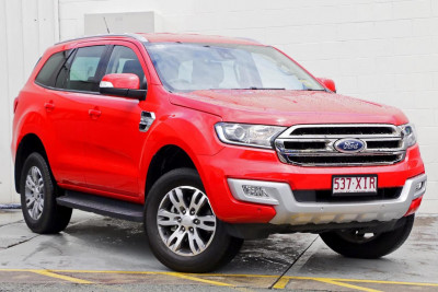 Ford Everest Trend UA