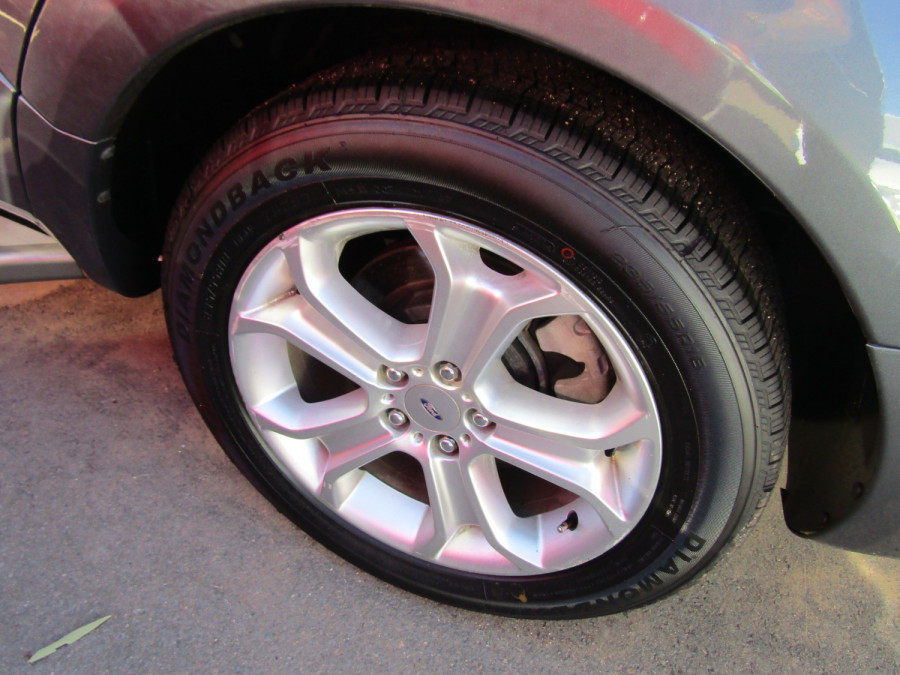 2012 Ford Territory SZ TX Wagon Image 19