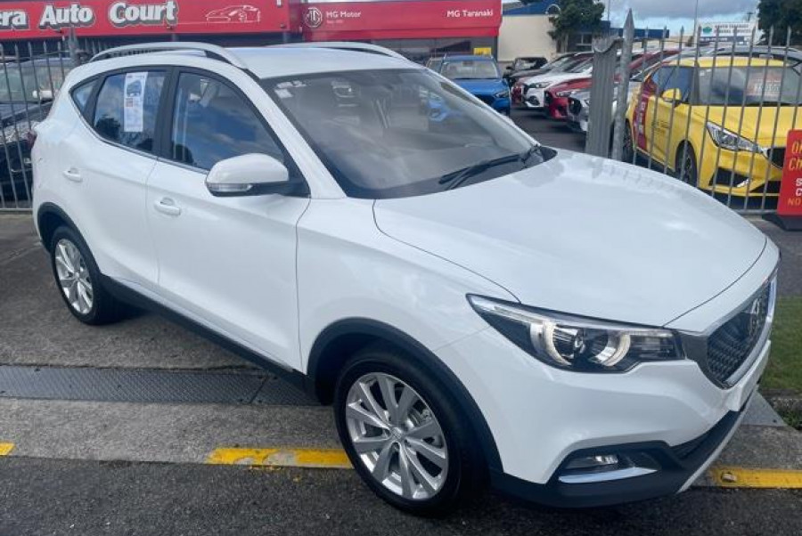 2021 MG Zs EXCITE 1.5P/4AT Station wagon