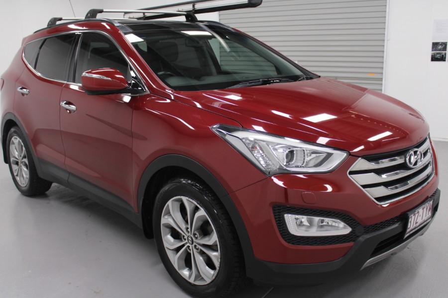 2014 Hyundai Santa Fe Highlander Image 2