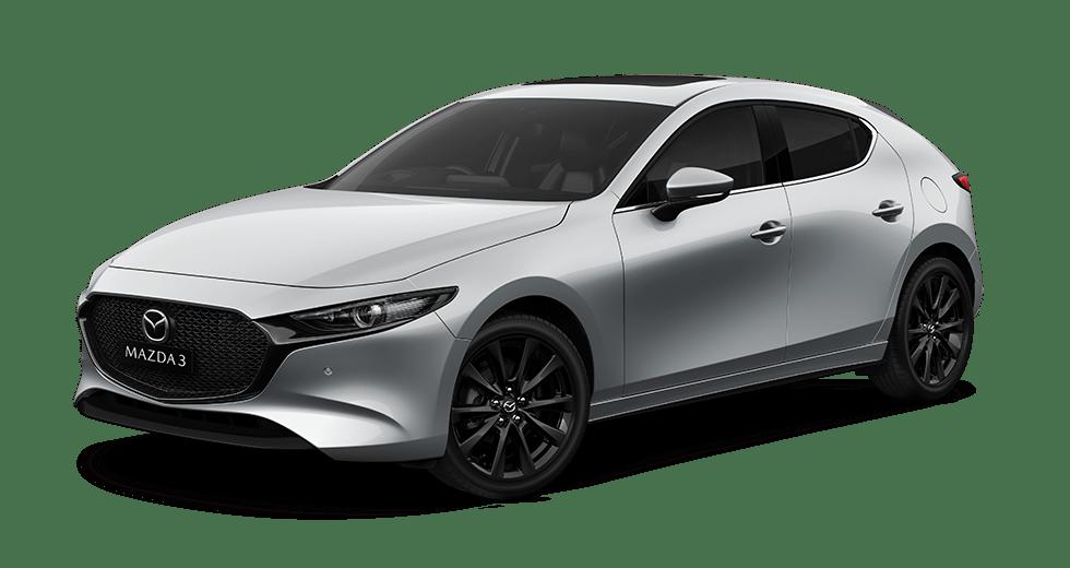 Mazda3 <br>G25 Astina | Hatch or Sedan <br>PERSONAL | BUSINESS