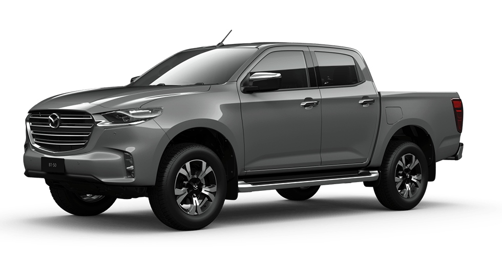 Mazda BT-50 <br>GT Pickup 4x4 <br>PERSONAL | BUSINESS