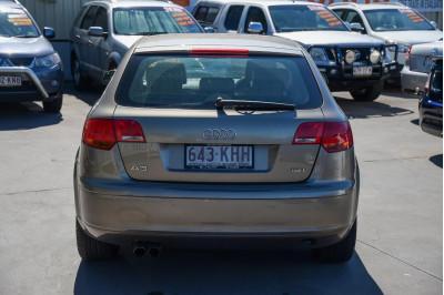 2007 Audi A3 8P Ambition Hatchback Image 4