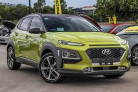 Hyundai Kona Highlander TTR YEL (FWD) OS