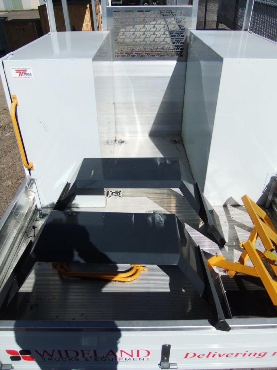 Iveco Aluminium Tray Tray Image 14