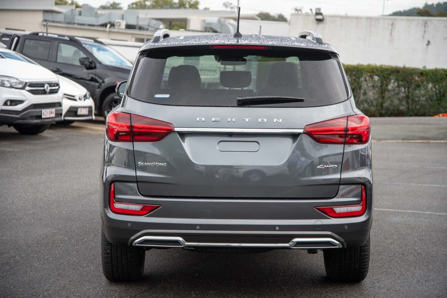 2020 MY21 SsangYong Rexton Y450 Ultimate Suv Image 5