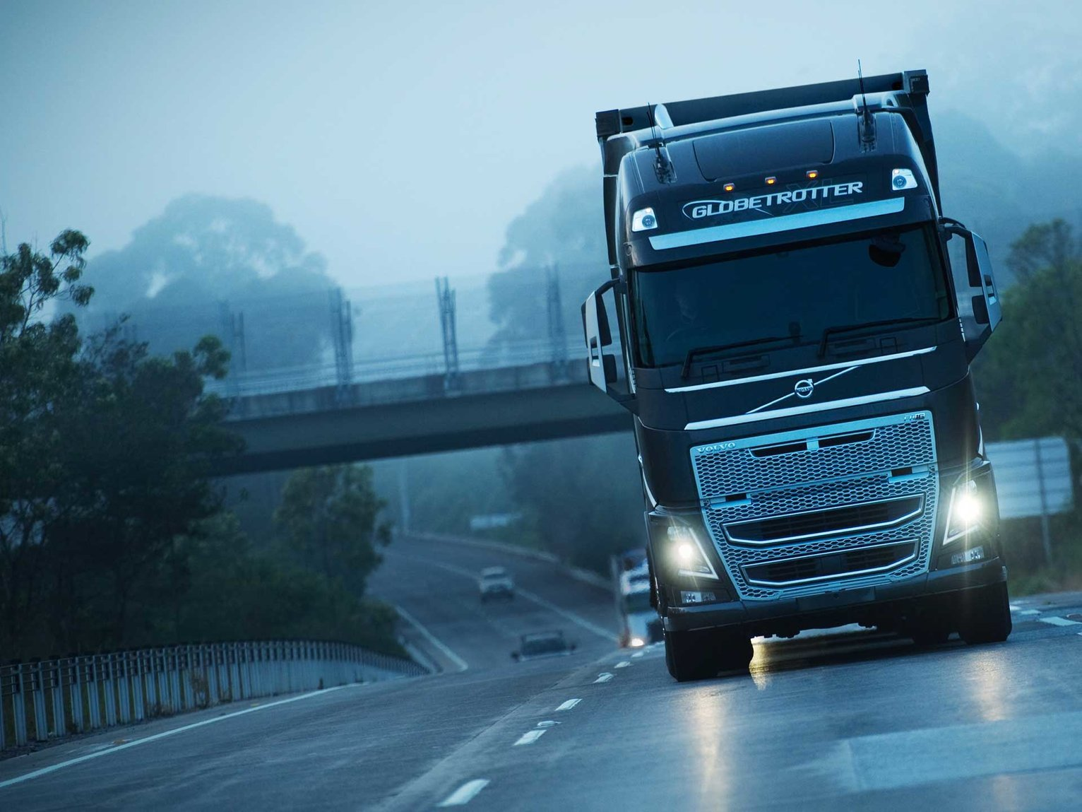 Volvo FH Volvo FH dynamic chassis