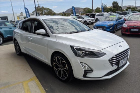 2019 MY19.25 Ford Focus SA 2019.25MY TITANIUM Hatch Image 3