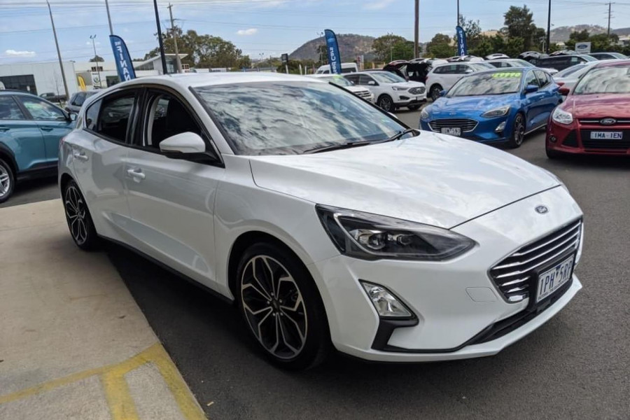2019 MY19.25 Ford Focus SA 2019.25MY TITANIUM Hatch