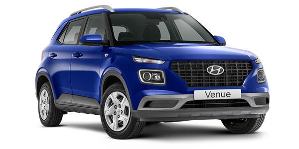 2020 Hyundai Venue QX Go Suv