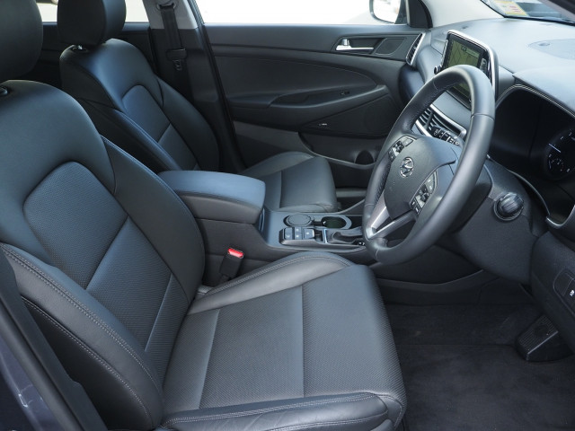 2019 MY20 Hyundai Tucson TL3 Elite Suv Image 7