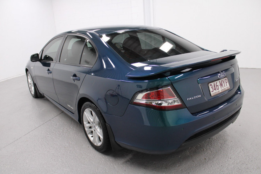 2010 Ford Falcon XR6 Image 3
