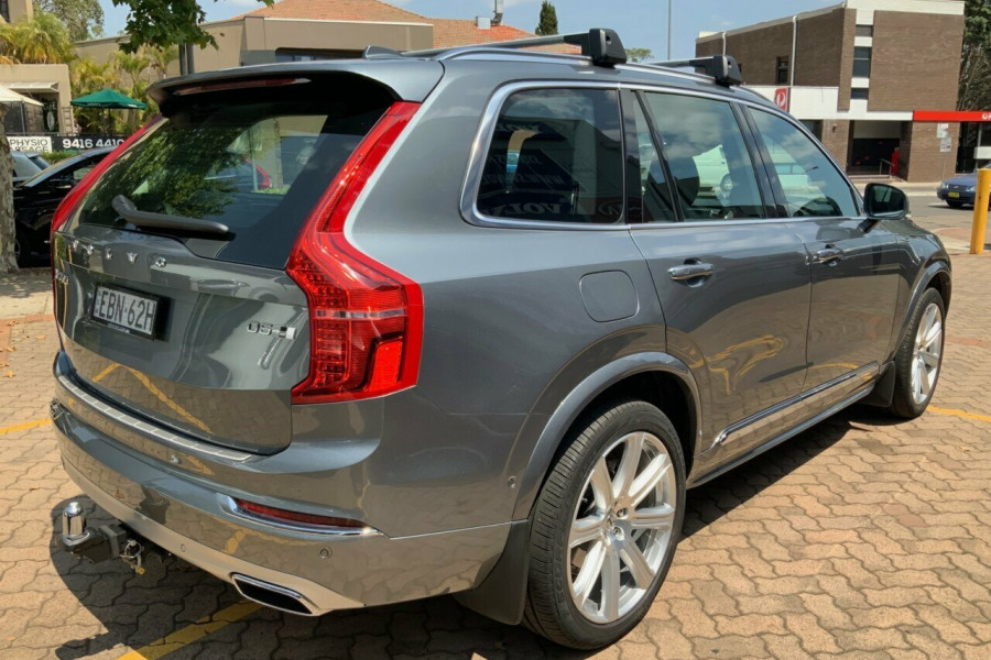 2018 MY19 Volvo XC90 256 MY19 D5 Inscription (AWD) Suv Mobile Image 4