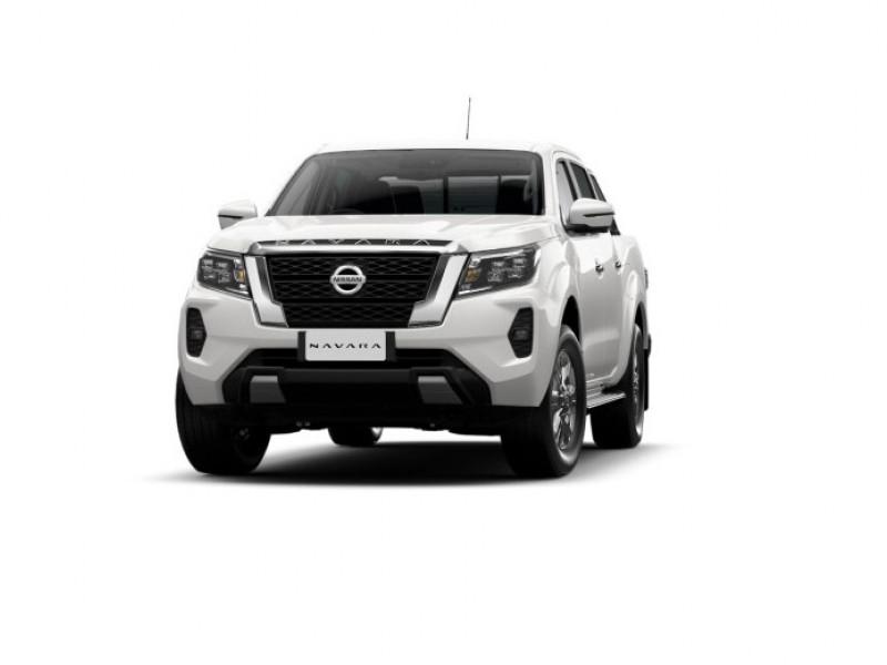 2020 MY21 Nissan Navara D23 Dual Cab ST Pick Up 4x4 Dc pu