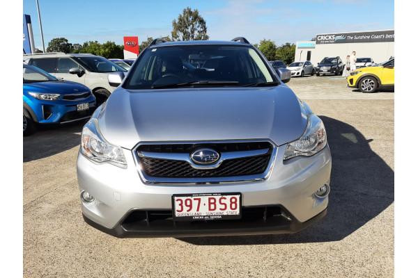 2012 Subaru XV G4-X 2.0i Suv Image 2