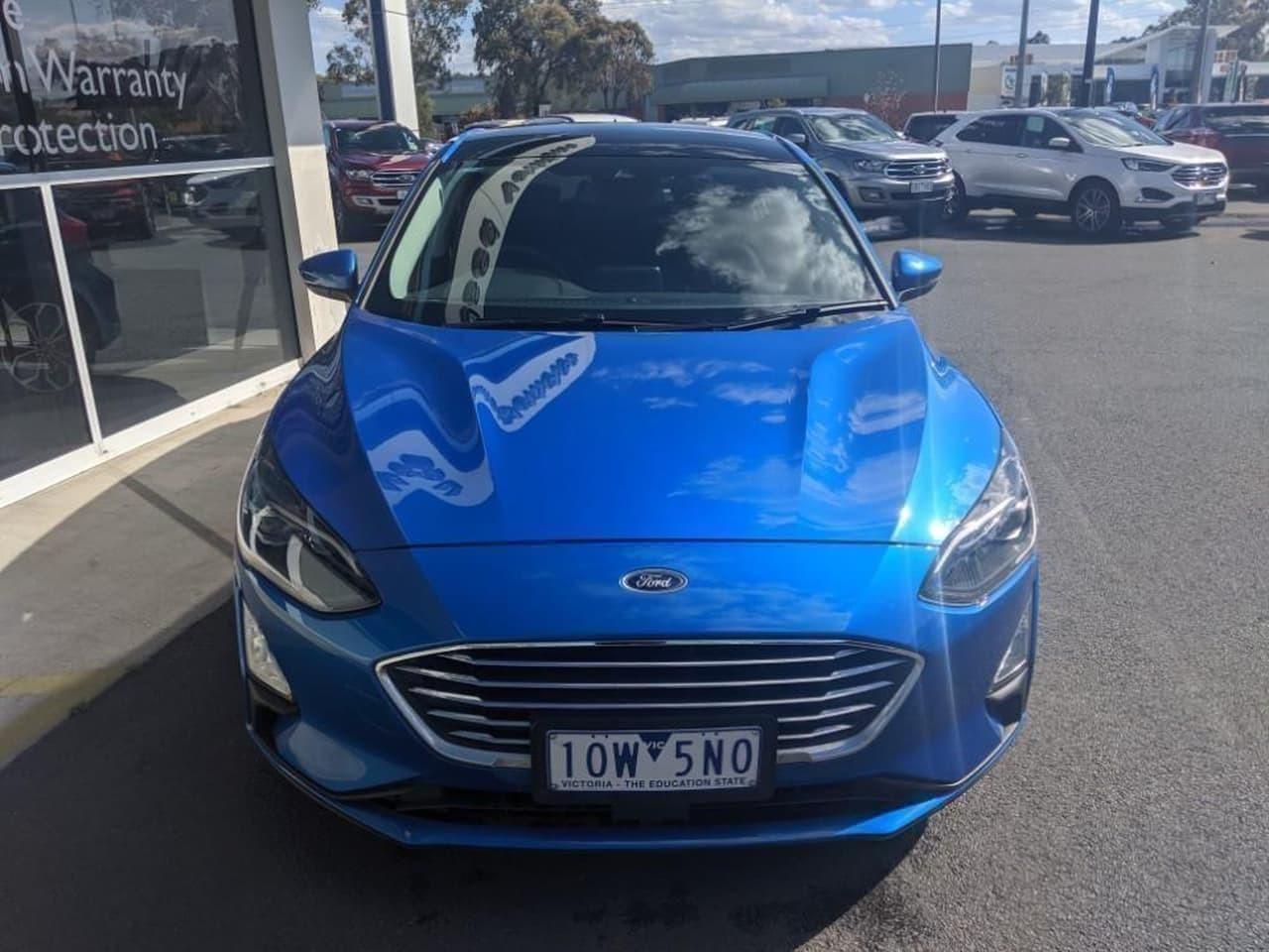 2018 MY19 Ford Focus SA 2019MY TITANIUM Hatchback