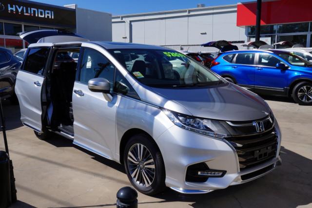 2020 MY0  Honda Odyssey 5th Gen VTi-L Van Image 2