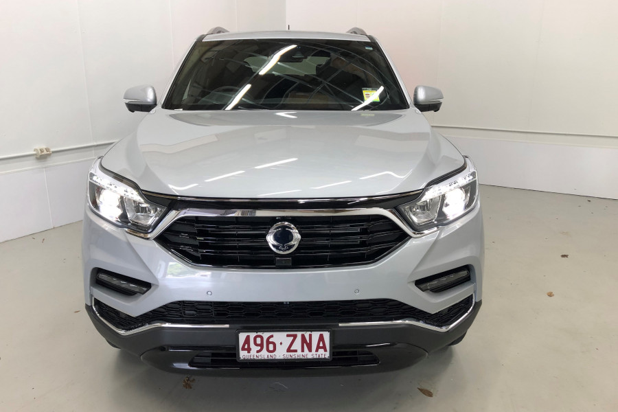 2018 SsangYong Rexton Y400 Ultimate Suv