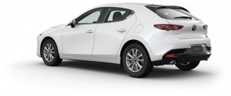 2020 MY21 Mazda 3 BP G20 Pure Other image 18