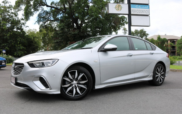 Holden Commodore RS ZB MY18