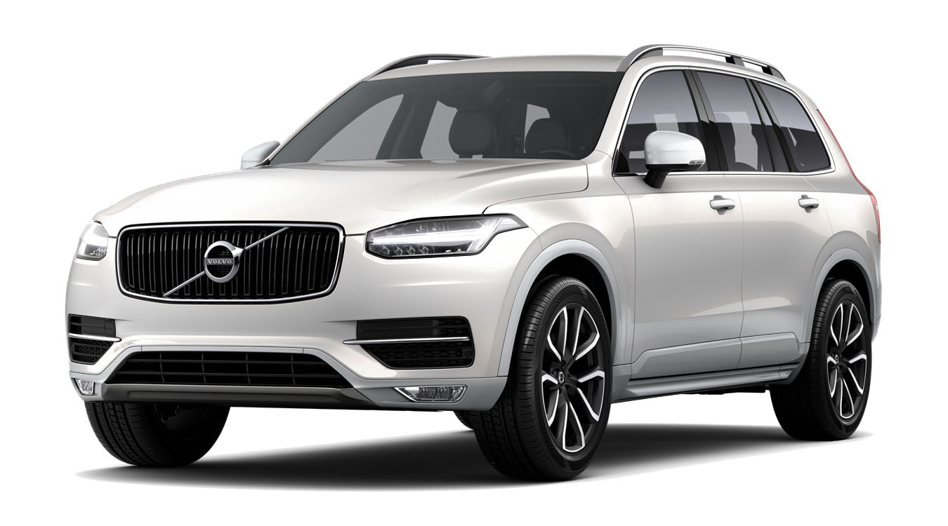 2018 MY19 Volvo XC90 L Series T6 Geartronic AWD Momentum Wagon