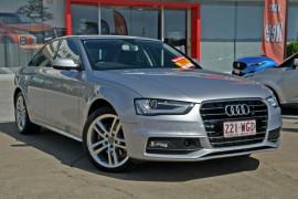 Audi A4 S Line Multitronic Plus B8 8K MY15