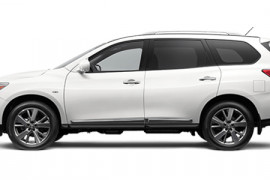 Nissan Pathfinder Ti 4WD R52